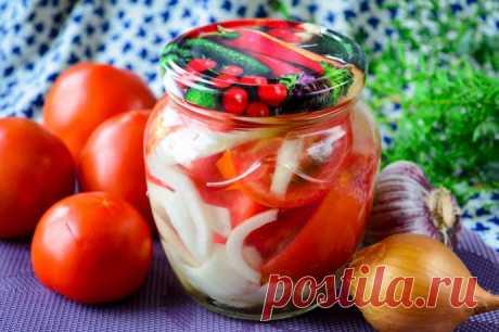 Помидоры по-фински на зиму – вкусный рецепт маринованных помидоров дольками Помидоры по-фински на зиму - пошаговый фото-рецепт. Маринованные помидорчики дольками с луком невероятно вкусные, просто пальчики оближешь