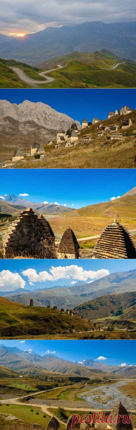 >> Путешествие по Северной Осетии | ФОТО НОВОСТИ