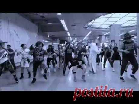 일산줌바 Cha cha / Lets Twist Again remix / Chubby Checker / DJ WooferZumba / Korea TV