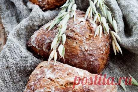 Ржаные булочки (Roggenbrötchen) рецепт – Австрийская кухня