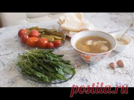 Азербайджанский ХАШ - Как Приготовить. /Khash - Azerbaijani cuisine!