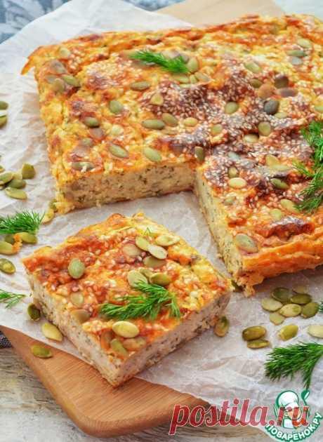 Творожная запеканка для полезного питания – кулинарный рецепт