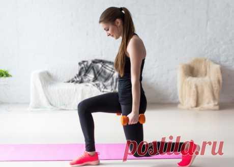 3 элементарных упражнения для поддержания прекрасной формы
