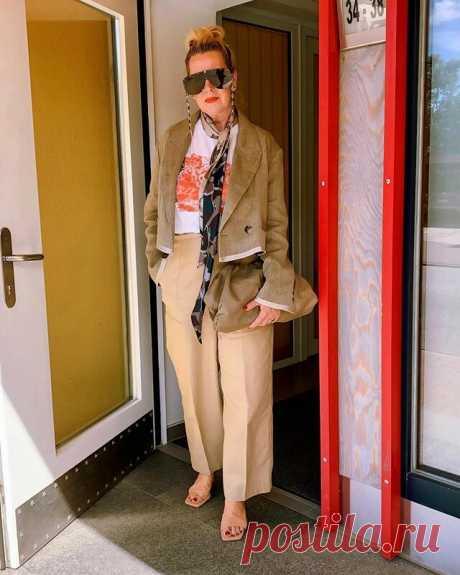 Обязательны в гардеробе: 5 вещей, без которых стильным зрелым женщинам не обойтись этой осенью   Журнал для женщин   Яндекс Дзен