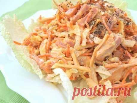 Как приготовить салат «анастасия». - рецепт, ингредиенты и фотографии