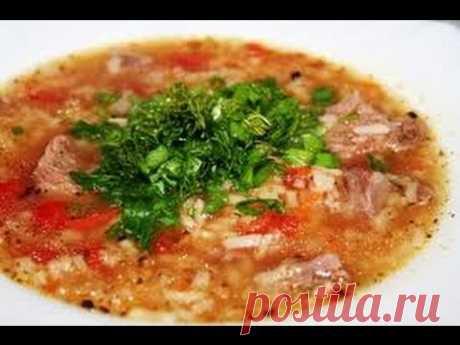 La sopa del Jarchó |  | la Comida De hombre | la Cocina de la TV - YouTube