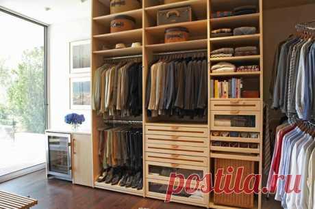 Как навести порядок в шкафу: советы эксперта