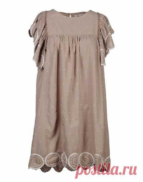 Любите платья с этическими мотивами?