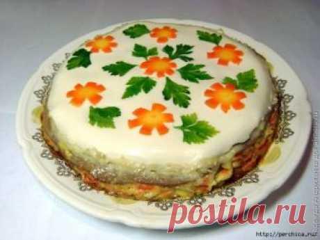 Печеночный торт теперь буду готовить только так