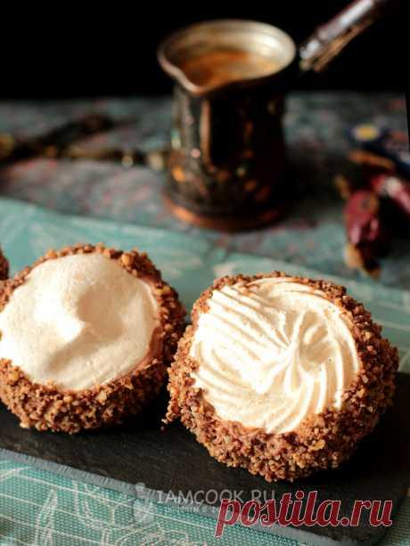 Пирожные «Мадам Фу-Фу» — рецепт с фото пошагово