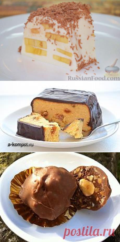 десерты | Фотографии и советы на Постиле