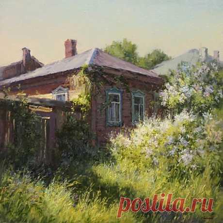Пейзажи .Прокопенко Александр Александрович.