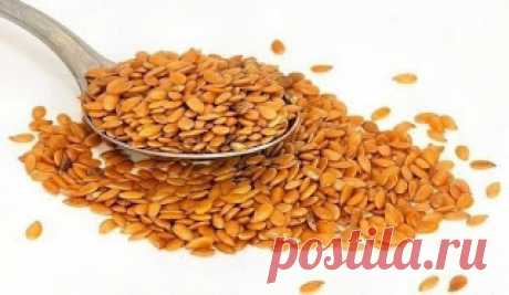 """FLAX SEED - THE SIMPLE METHOD OF \""""CLEAR-OUT\"""" OF INTESTINES \u000a\u000aIt is known that for disposal of many diseases it is enough to clear intestines of slime, kalovy stones, parasites.\u000a\u000a\u000aIn 70 years of life through intestines there pass 100 tons of food and 40 thousand liters zhidkost …"""