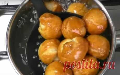 Маленькие пончики - Лучший сайт кулинарии
