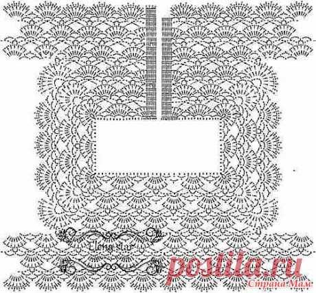 Комбинированные детские платья, ткань+ крючок - Вязание - Страна Мам