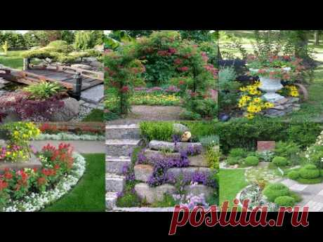 Стильный двор, уютный сад и дача. Идеи дизайна