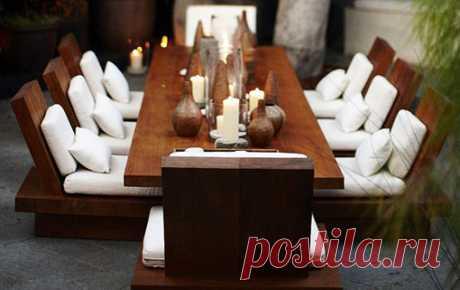 Обеденная и барная мебель для патио - купить в Москве по доступной цене. Furniprice.
