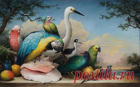 Paintings by Kevin Sloan