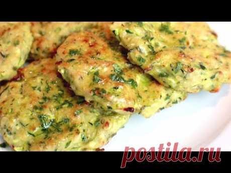 Кабачки не жарить, а готовить так! Добра и здоровья! # 377