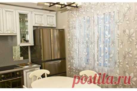 Тюль на кухню - 99 фото эксклюзивного дизайна в современном стиле Содержание Ткань для занавески Выбор занавесок по стилистическим особенностям Классика...