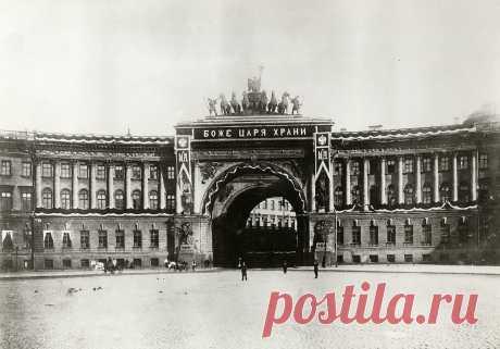 40 ретро-фотографий Старого Петербурга