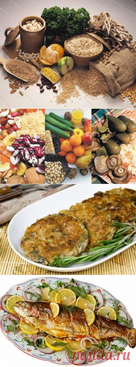 Правильное питание в шестую неделю Великого поста / Простые рецепты