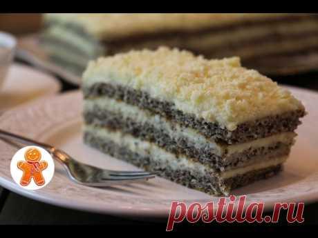 """Торт """"Царица Эстер"""" Легкий Нежный и Очень Вкусный ✧ Queen Esther Cake (English Subtitles)"""