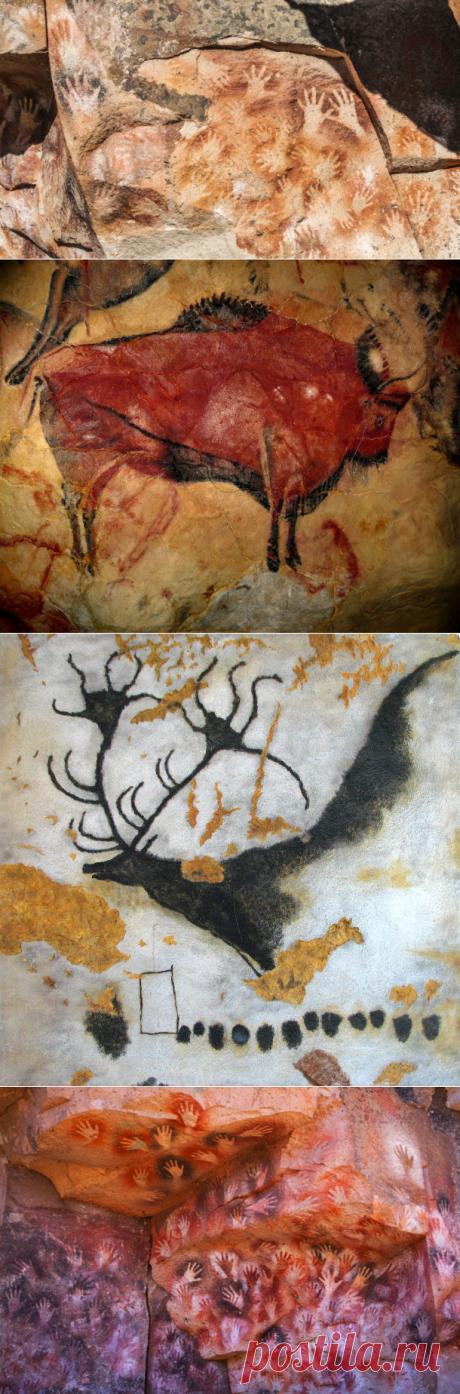 Почему непременно надо рассказать детям об открытии пещерной живописи?   Культура