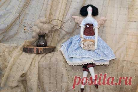 Куклы Тильда: выкройки с размерами | БЛОГ ДОМОХОЗЯЙКИ
