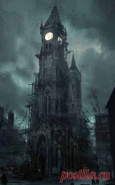 красивые картинки tower thief