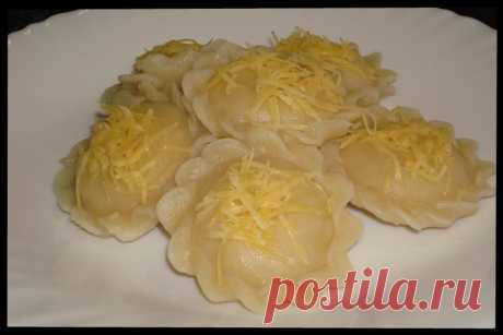Как красиво лепить вареники с картошкой фото - Учимся лепить красивые вареники, пельмени, курзе и