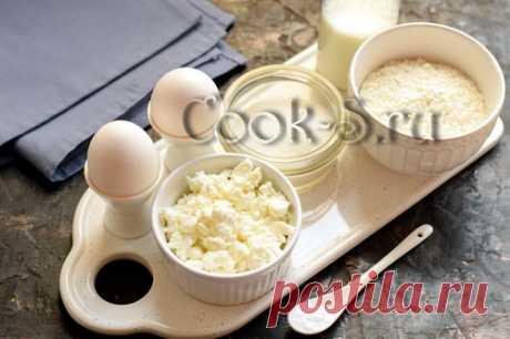 Творожные оладушки – рецепт с фото