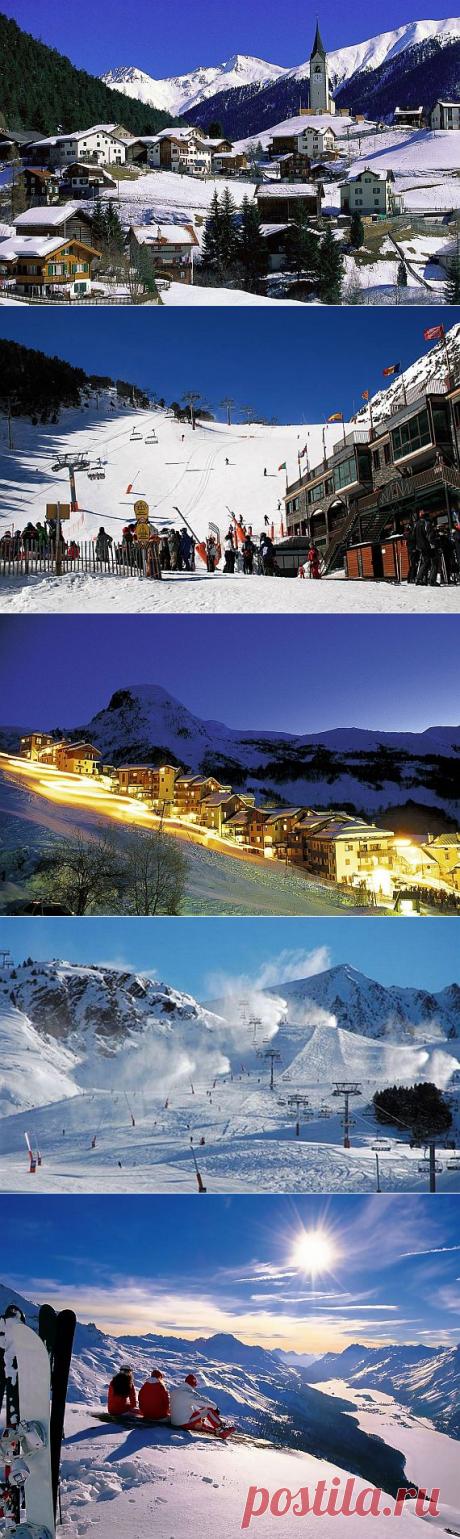 La Andorra – un de más pequeño, los países, con la naturaleza hermosa, con las cimas blanco como la nieve, las altas montañas, en podnozhiyah que, se ha situado, un de los balnearios más conocidos y visitados, de esquí de montaña, Grandvalira. Es el balneario es famoso que comienzan aquí a pasear del medio del octubre y hasta el medio del abril, e incluso antes del comienzo del mayo.