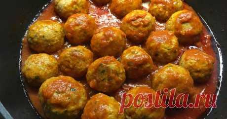 Эти аппетитные шарики без грамма мяса, а на вкус — натуральная говядина! Гениальная закуска Приготовила за 15 минут.
