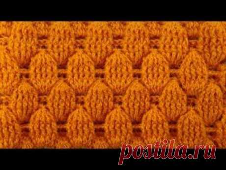 """We begin to knit – Video knitting lessons\"""" Miracles! Pimples a hook – a knitting Pattern a hook No. 103"""