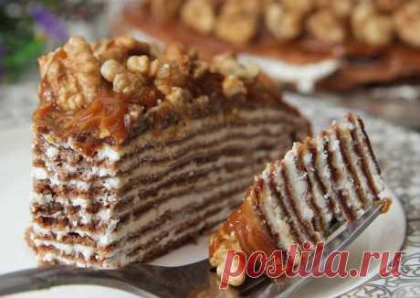 Блинный торт с творожным кремом на масленицу - пошаговый рецепт с фото. Автор рецепта Александра Васильева . - Cookpad