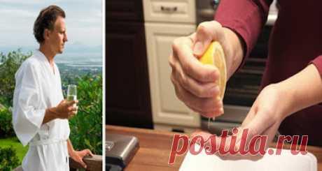 Полезные советы: Мужчина похудел на 10 килограммов за 2 недели при помощи этой причудливой лимонной диеты