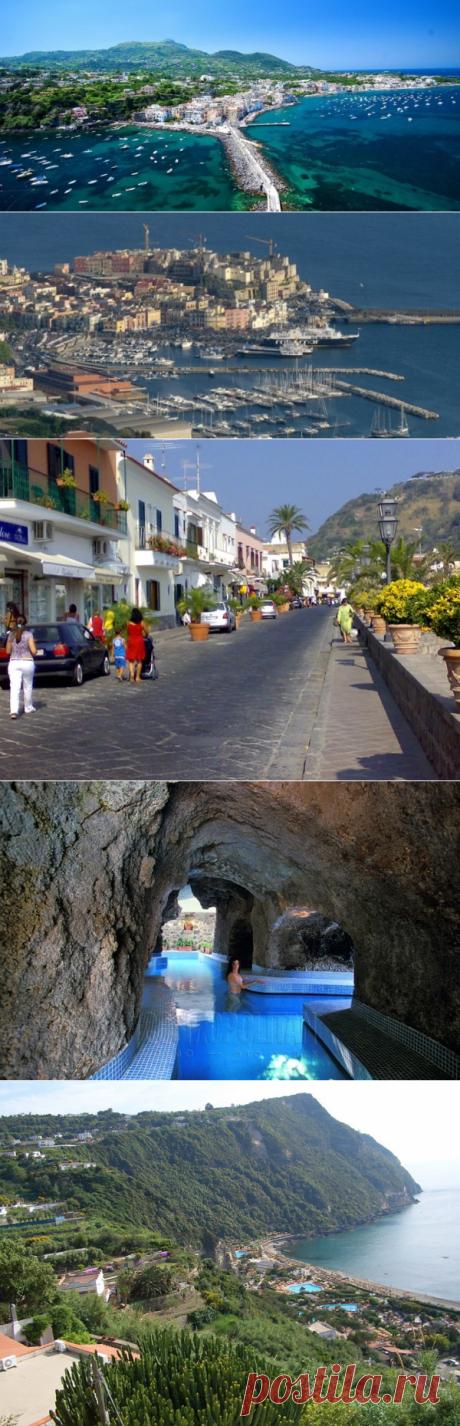 Искья и Капри - стражи Неаполитанского залива - обзор Италии