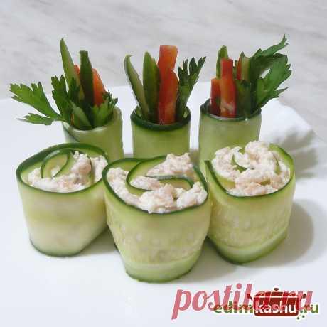 Простые рецепты Закусок для Праздничного стола. Разные варианты праздничных закусок из доступных ингредиентов,  простые в исполнении, красивые и вкусные.