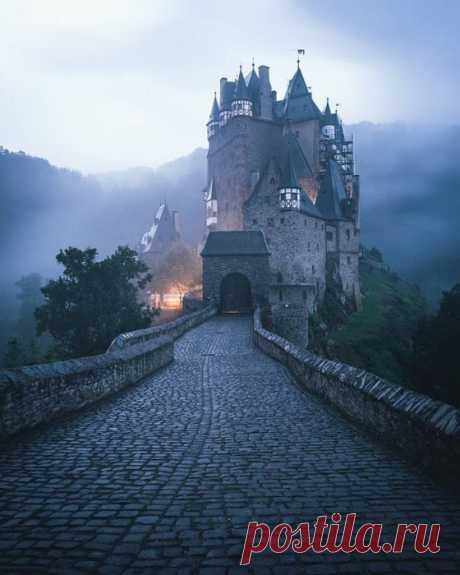 Замок Ельц: жемчужина не тронутая веками