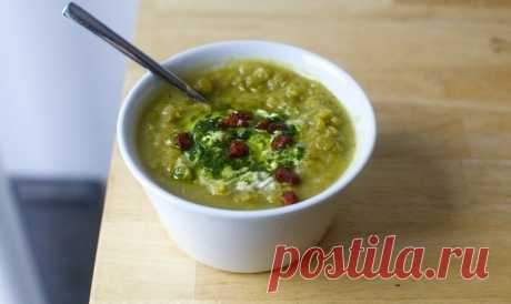 Суп из гороха в мультиварке — Sloosh – кулинарные рецепты