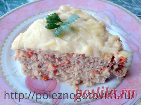 Куриное суфле с цветной капустой Куриное суфле с цветной капустой - великолепное диетическое блюдо: вкусное, полезное и простое в приготовлении. Это рецепт здорового питания.