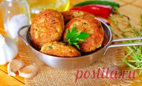 Fish cutlets, the recipe very tasty from a pollock | fish Dishes