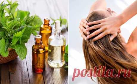 ༺🌸༻ Лучшие эфирные масла для роста и здоровья волос