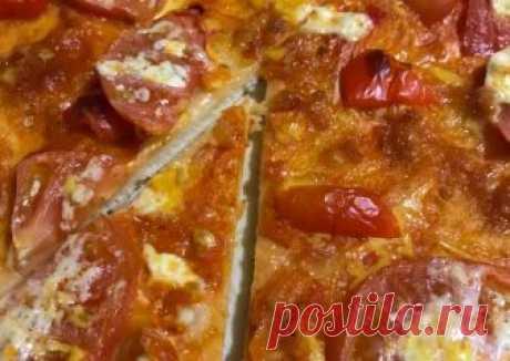 Пицца простая «Студенческая» Автор рецепта Елена - Cookpad