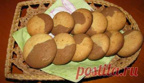 Рецепт из детства: шоколадно-ореховое печенье на майонезе