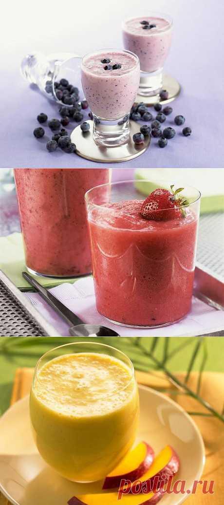 20 рецептов вкуснейших и полезнейших смузи | Изюминки