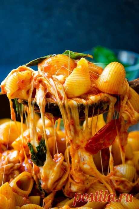 12 бессовестно вкусных блюд с сыром