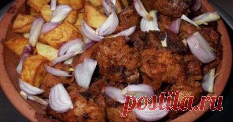 Оджахури — жемчужина грузинской кухни! Лучшее блюдо для ужина в семейном кругу