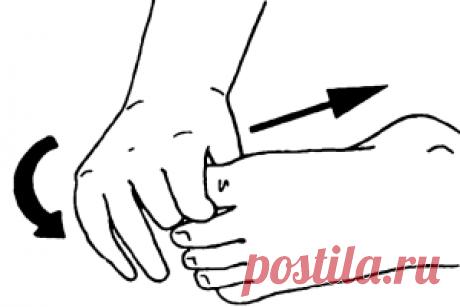 Самомассаж стоп для профилактики варикоза